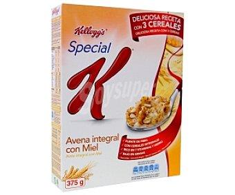 SPECIAL K KELLOGG´S 3 Cereales con miel 375 gramos