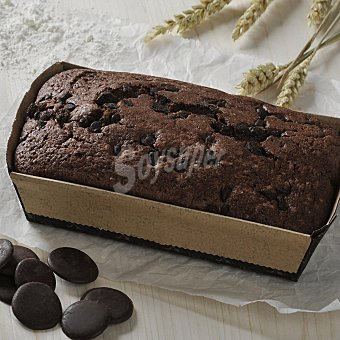 Bizcocho de chocolate sin azúcar 250 g