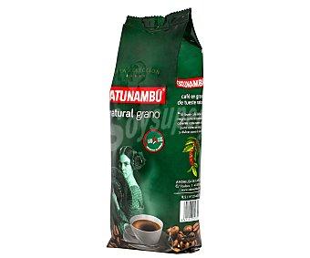 Catunambu Café en grano de tueste natural 250 g