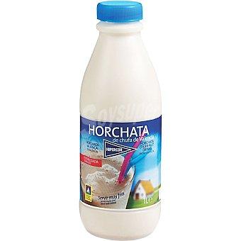 Hipercor Horchata de chufa de Valencia Botella 1 l