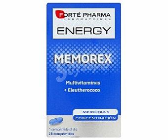 Forte Pharma Complemento alimenticio, multivitaminas + Eleutherococo 28 Comprimidos