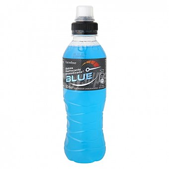 Carrefour Bebida Isotónica Blue Botella 50 cl