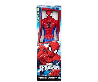 Spiderman Marvel Figura articulada Spiderman de 30cm. Titan Hero, marvel