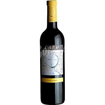 CARE Vino blanco chardonnay D.O. Cariñena botella 75 cl 75 cl