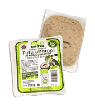 Ecocesta Tofu champi al estilo japones bio 250 g