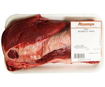 Solomillo en trozos de vaca, especial guisos y cocción 250 gramos aproximados