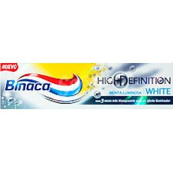 Binaca Dentífrico high definition Tubo 75 ml