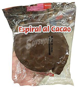 Hacendado Surtido granel espiral chocolate 1 unidad (60 g peso aprox.)