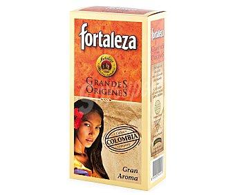 Fortaleza Café molido puro Colombia 250 Gramos