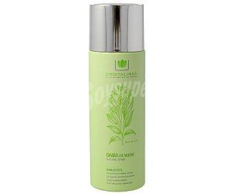 Cristalinas Ambientador spray con esencia aroma dama de noche y frutas 200 mililitros