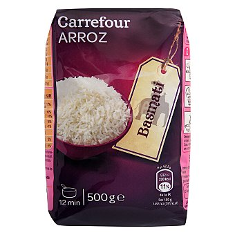 Carrefour Arroz Basmati 500 g