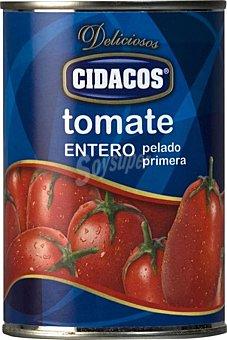 Cidacos Tomate entero Lata 240 g