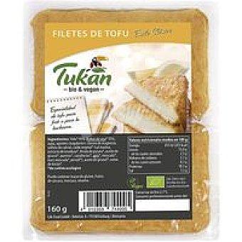 Tukan Filetes de tofú estilo clásico bandeja 160 g