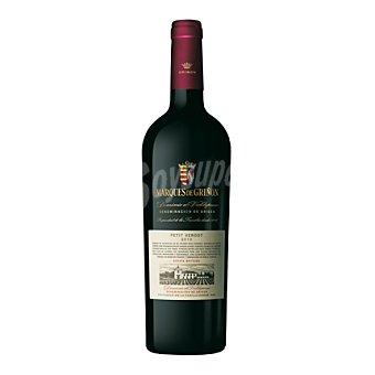 Marqués de Griñón Vino tinto D.O. Dominio de Valdepusa Petit Verdot 75 cl