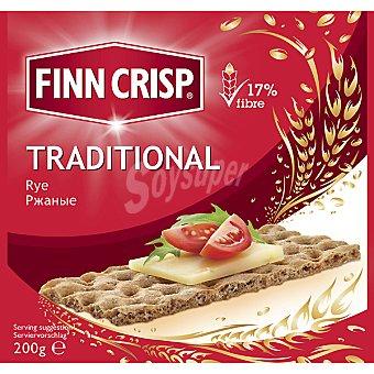 Finn Crisp Crackers Tradicional rectangular Paquete 200 g