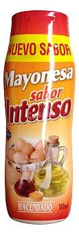 Hacendado Mayonesa sabor intenso Bote 310 cc