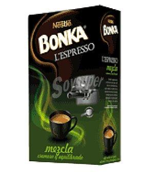 Bonka Nestlé Café Tostado molido mezcla suave 250g