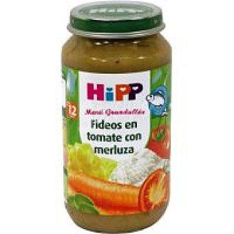HiPP Biológico Tarrito biológico de fideo-tomate-merluza Tarro 250 g