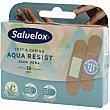 Aqua Resist con aloe vera apósitos con efecto protector caja 16 unidades 16 unidades Salvelox