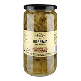 Borraja al natural 400 g