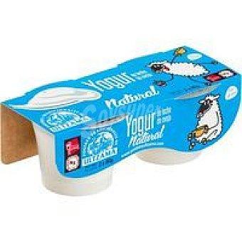 Ultzama Yogur azucarado Pack 2x80 g