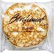 Blinis tortitas de harina de trigo 6 unidades Bolsa 300 g Benfumat