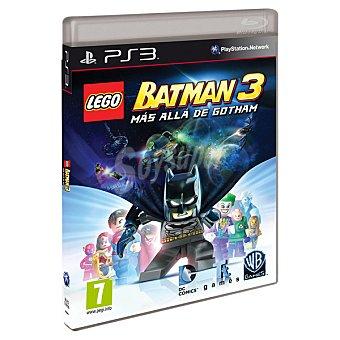 PS3 Videojuego Lego Batman 3: Más allá de Gotham para PS3 1 Unidad