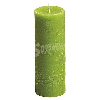 SPAAS Vela rústica en color verde lima 1 Unidad