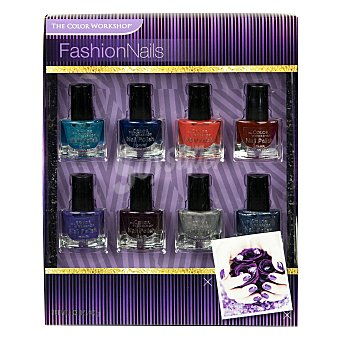 THE COLOR WORKSHOP Set de maquillaje para uñas Fashion Nail 1 ud