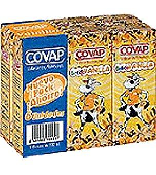 Covap Batido de vainilla Pack 6x200 ml