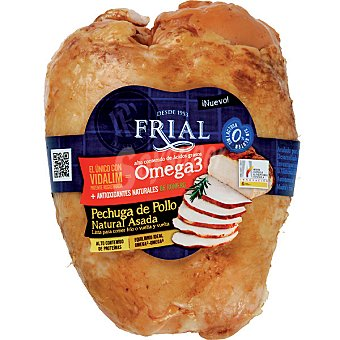 Frial Pechuga de pollo natural asada con omega 3