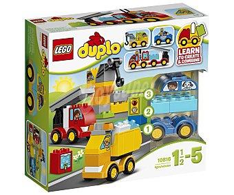 Lego duplo Juego de construcciones con 36 piezas Mis primeros vehículos, Duplo My First 10816 lego