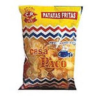 CASA PACO Patatas fritas en aceite de oliva  70 g