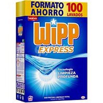 Wipp Express Detergente máquina polvo Maleta 100 dosis