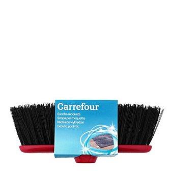 Carrefour Escoba para Moqueta Negro 1 ud