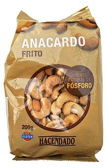 Hacendado Anacardo frito Paquete 200 g