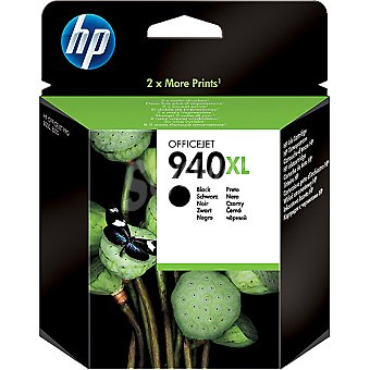 HP Nº 940 XL cartucho color negro