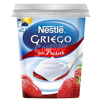 Nestlé Yogur griego con fresas 450 g