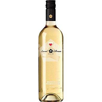 ARNAUD DE VILLENEUVE Vino blanco muscat instant plaisir de Franciaq Botella de 75 cl