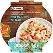 Ensalada arroz con palitos mar 240 g Eroski