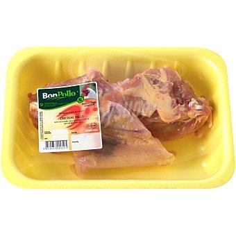 BONPOLLO Carcasas de pollo peso aproximado Bandeja 400 g