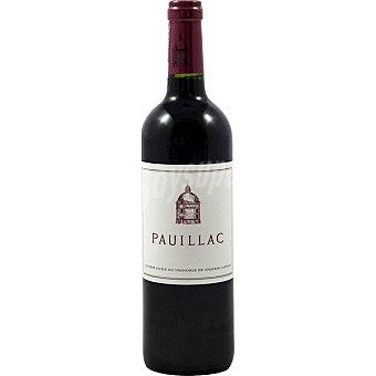 PAULILLAC Latour vino tinto 2013 Pauillac Burdeos Francia Botella 75 cl