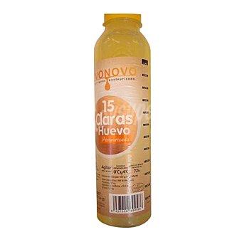 Ovonovo Clara de huevo líquido pasteurizado 500 g