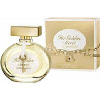 Antonio Banderas Colonia para mujer Golden Secret 50 ml