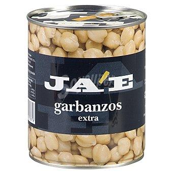 JA'E Garbanzos extra cocidos  Lata 500 g peso neto escurrido