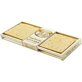 Virginias Turrón blando de almendra Tableta 500 g