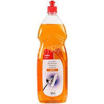 Eroski Basic Lavavajillas diluido Botella 1,5 litros