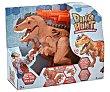 Set de juego con dragón y pistola hunt  Dino