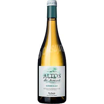 Altos de Torona Vino blanco 100% godello D.O. Rías Baixas botella 75 cl