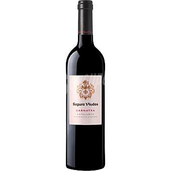 VIÑA HEREDAD Segura Viudas Vino tinto D.O. Penedés botella 75 cl 75 cl